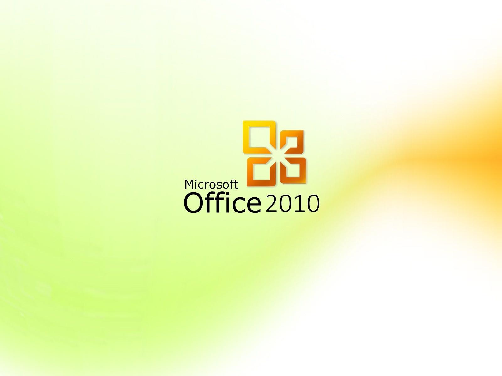 10 HD Microsoft Office 2010 Wallpaper Tam Super 1600x1200