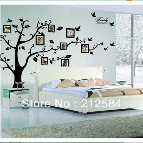 Pvc Wall Stickers Modern Tree Room Decor HD Walls Find Wallpapers 550x550