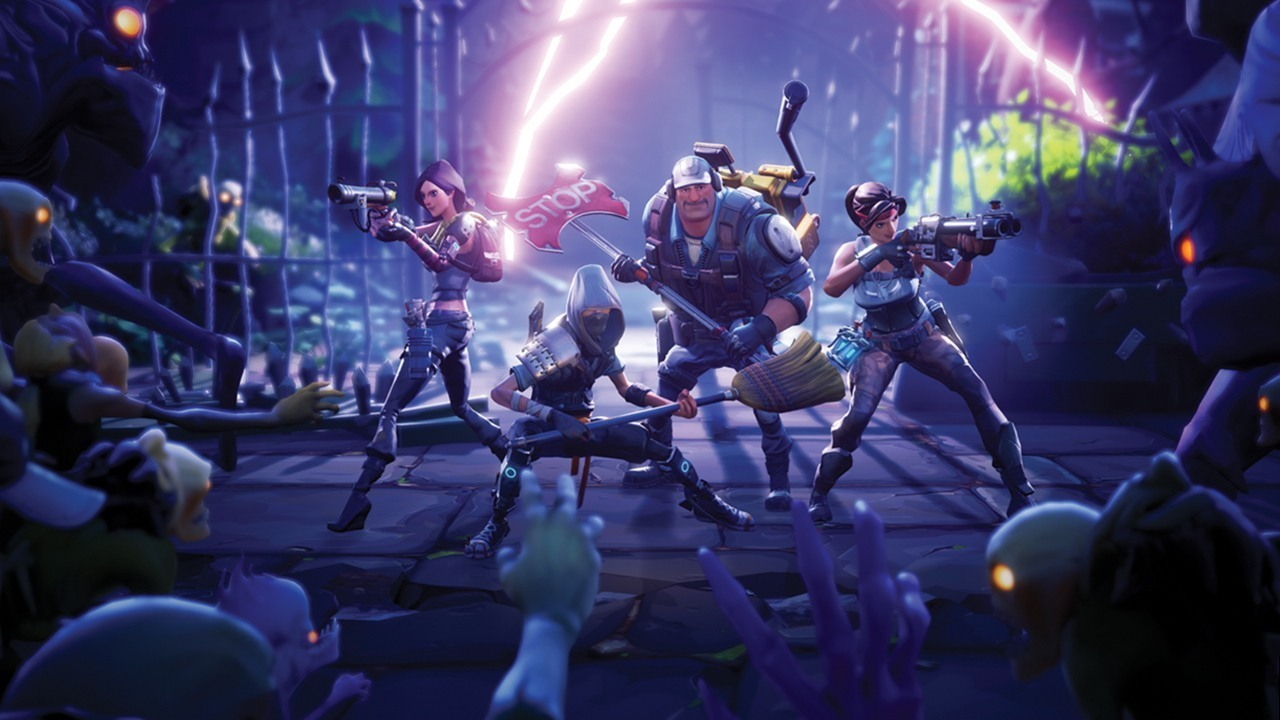Fortnite Battle Royale Priorytem firmy Epic Games jest 1280x720
