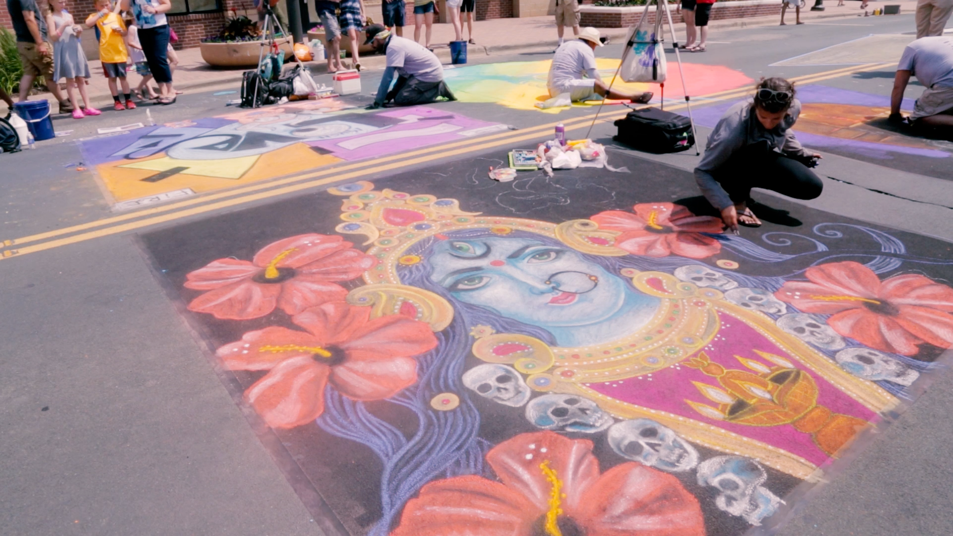 Chalkfest 2017 Postcards PBS 1920x1080