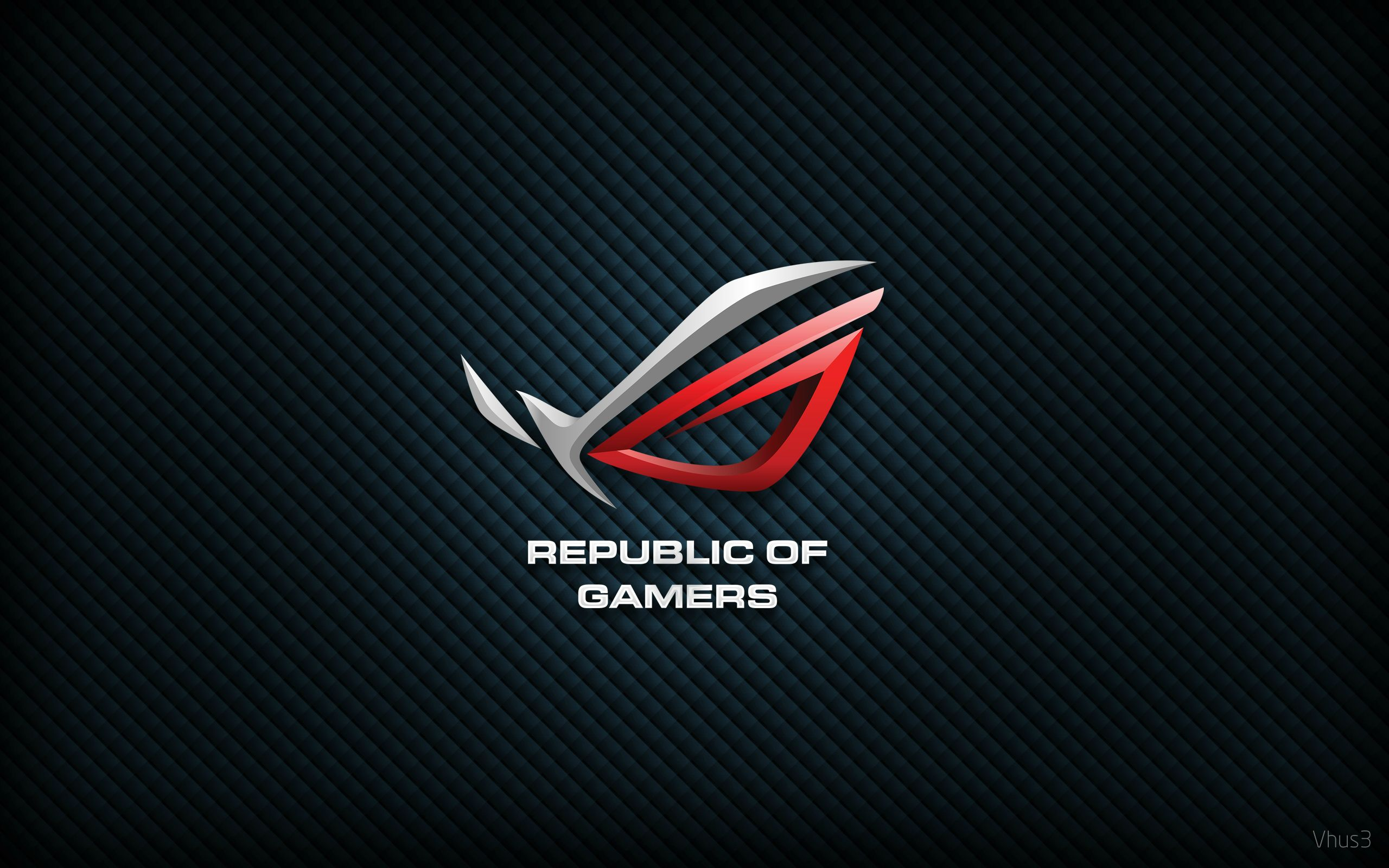 2560X1440 Asus ROG Desktop Wallpaper 2560x1600