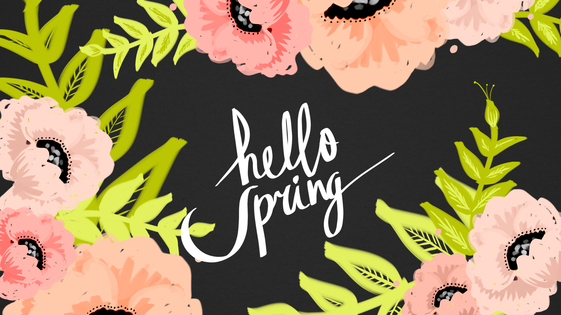 49 Tumblr Hello Spring Wallpaper On Wallpapersafari