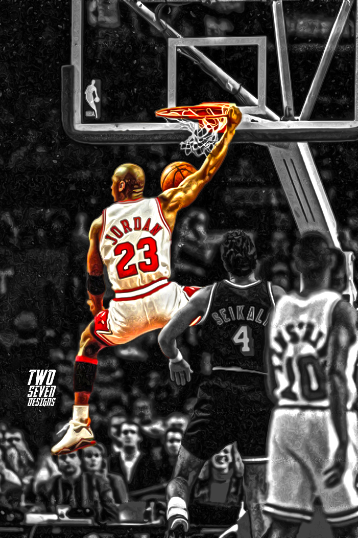 Michael Jordan Iphone 6 Wallpaper Wallpapersafari
