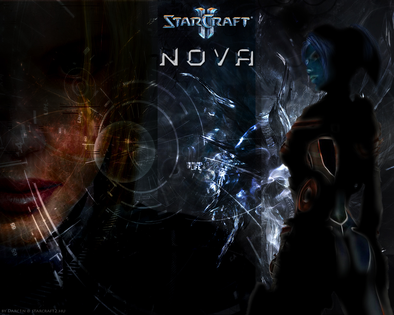 Best Of Starcraft II Wallpapers   Personal Blog of Mario Xiao a 1280x1024