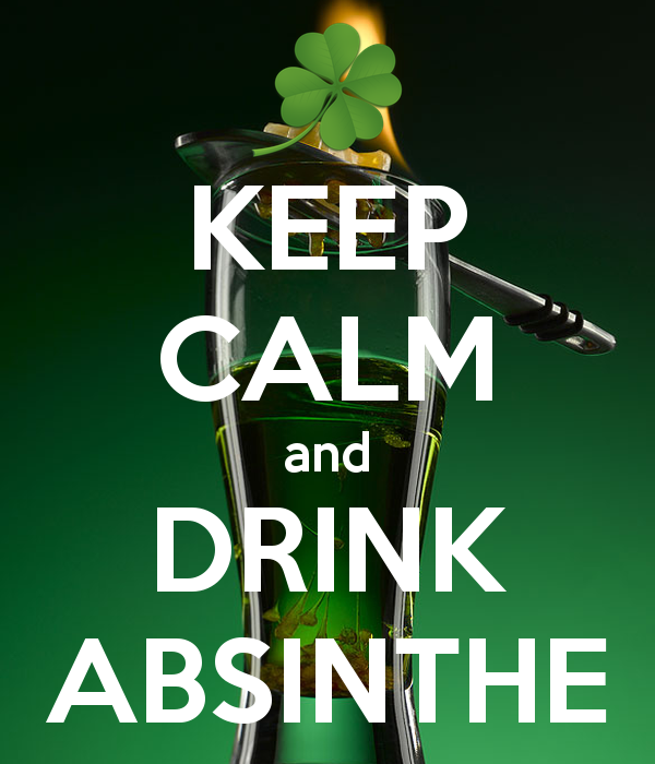 Absinthe Poster Wallpaper Voted for this poster yet 600x700
