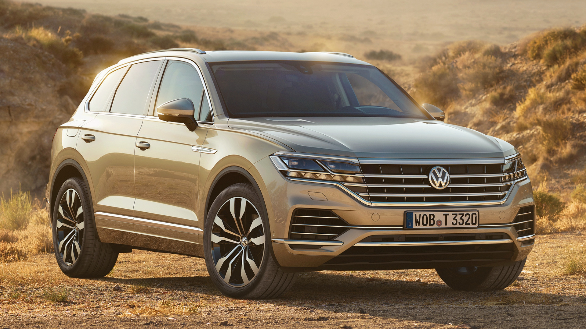 2018 Volkswagen Touareg   Wallpapers and HD Images Car Pixel 1920x1080