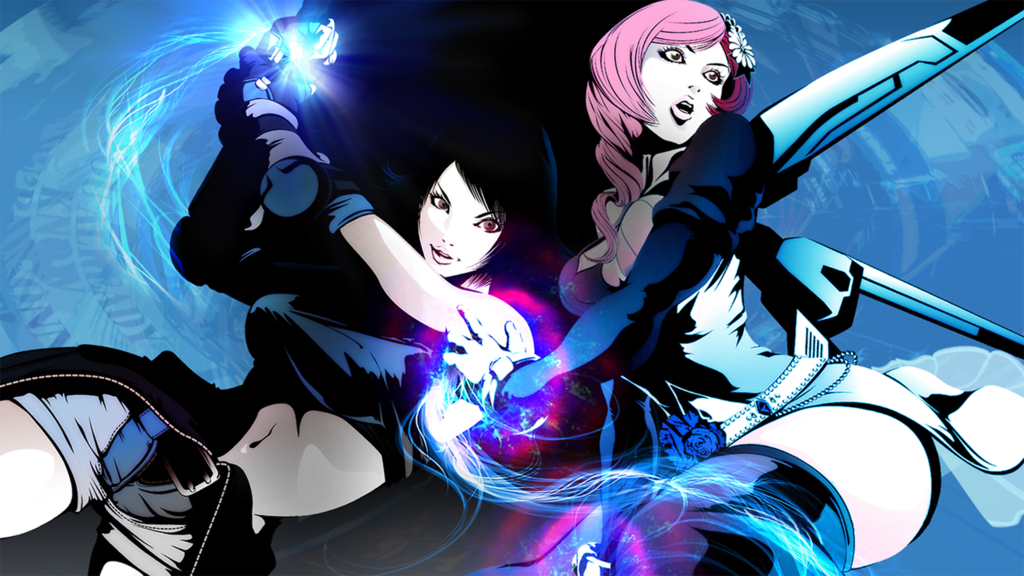 Free Download Tekken Revolution Asuka And Alisa Wallpaper By