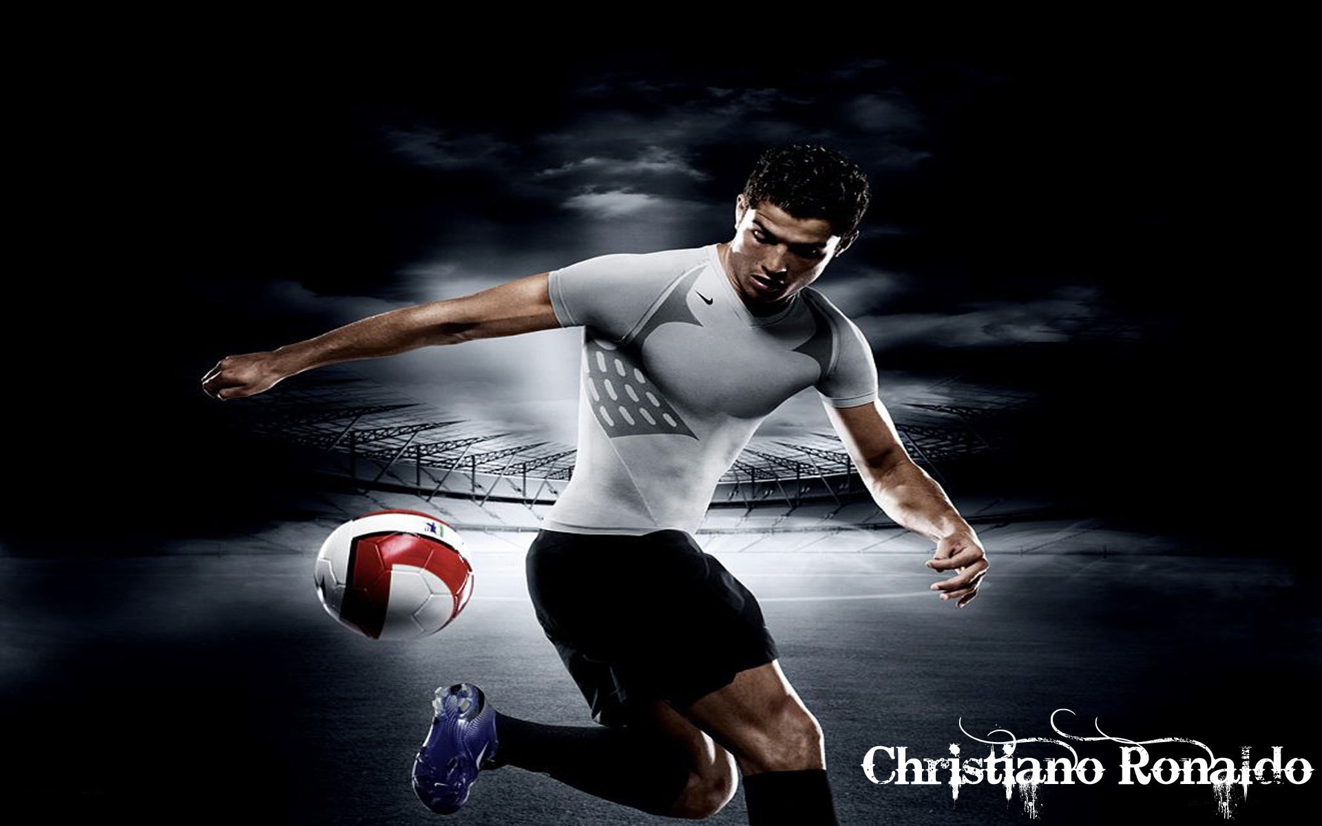 Cristiano Ronaldo Nike wallpaper   Cristiano Ronaldo Wallpapers 1920x1200