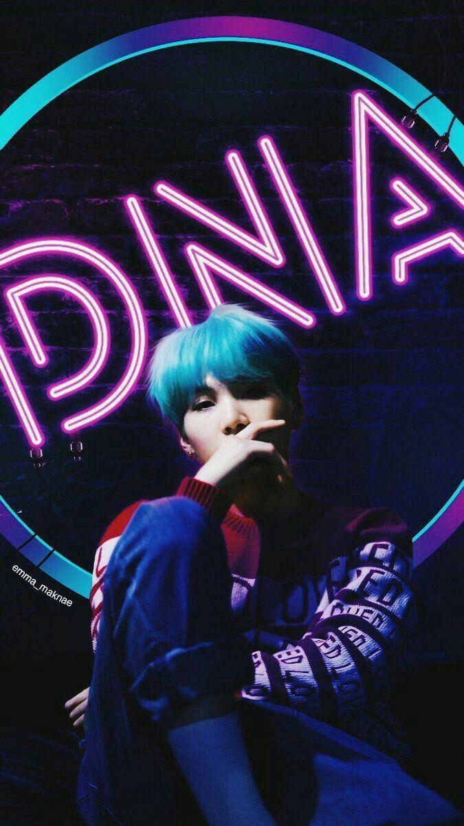 BTS DNA wallpaper SUGA BTS BTS Bts suga Min yoongi bts 675x1200
