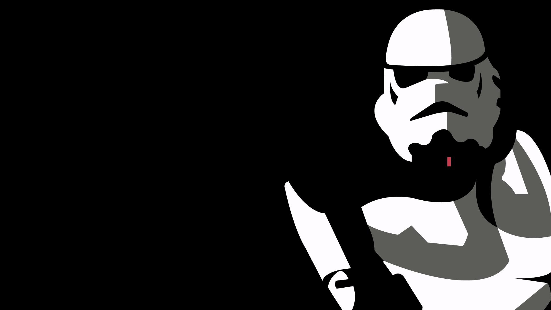 Star Wars Battlefront   Stormtrooper by GaryMotherPuckingOak on 1920x1080