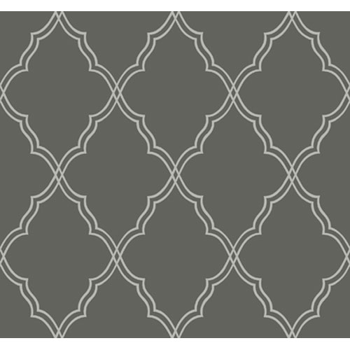 Gold Moroccan Wallpaper Bellacor 500x500