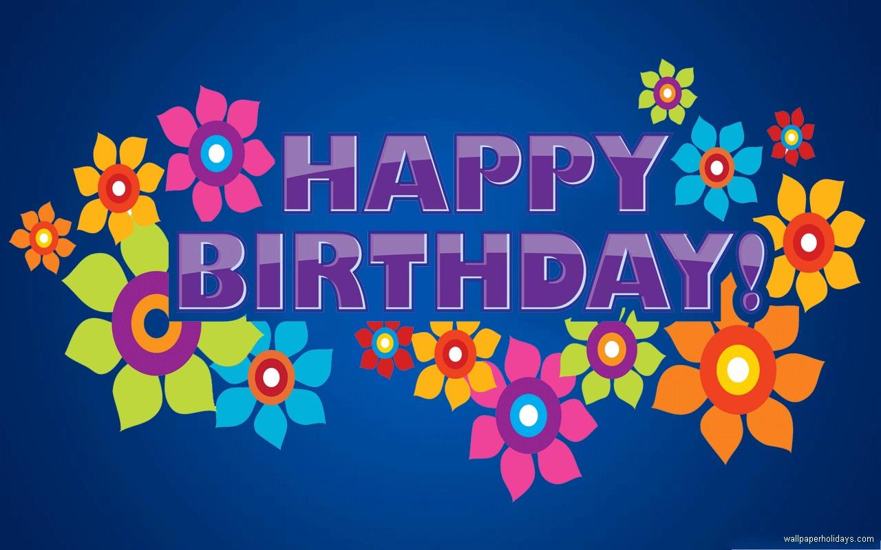 Free Birthday Desktop Wallpaper WallpaperSafari – Email Free Birthday Cards