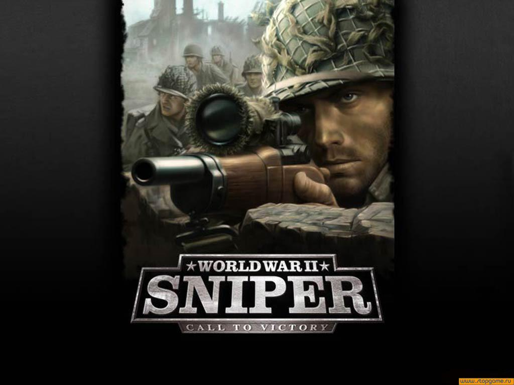 Sniper Roads of War   Wallpaper on the game wallpapers 1024x768