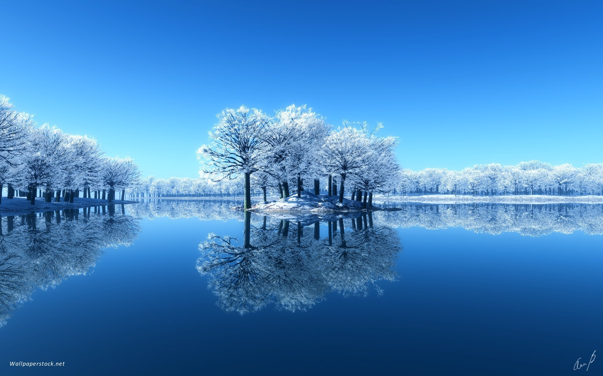 Beautiful Winter Scene Wallpapers   9797 1920x1200