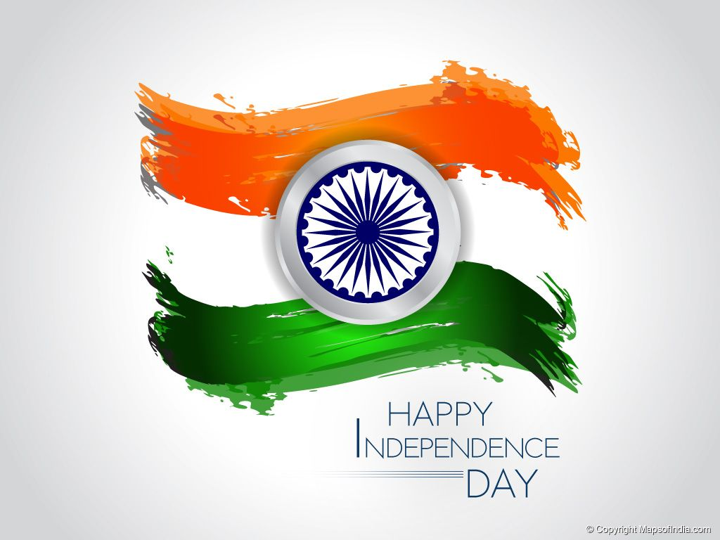 Happy Independence Day Image 15th August 15 august 1024x768