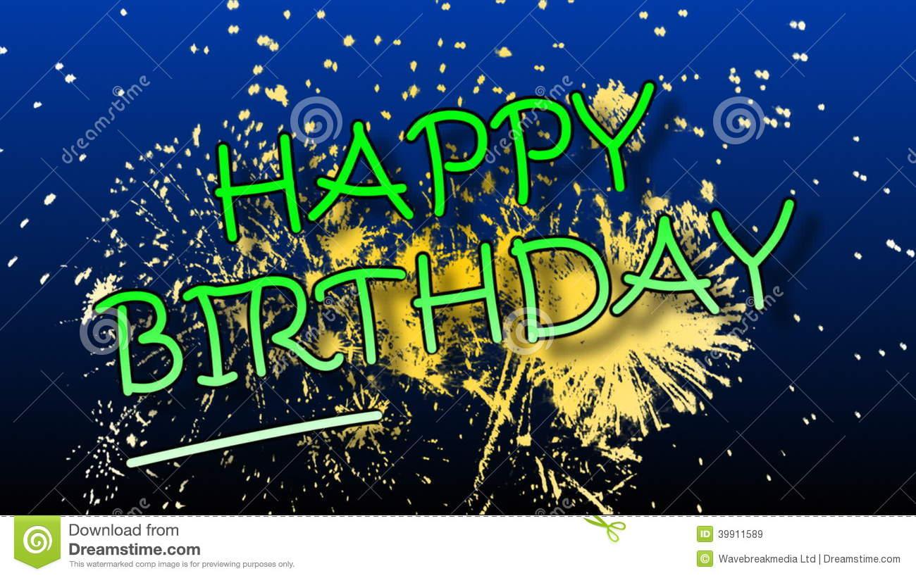 49 Animated Happy Birthday Wallpapers On Wallpapersafari