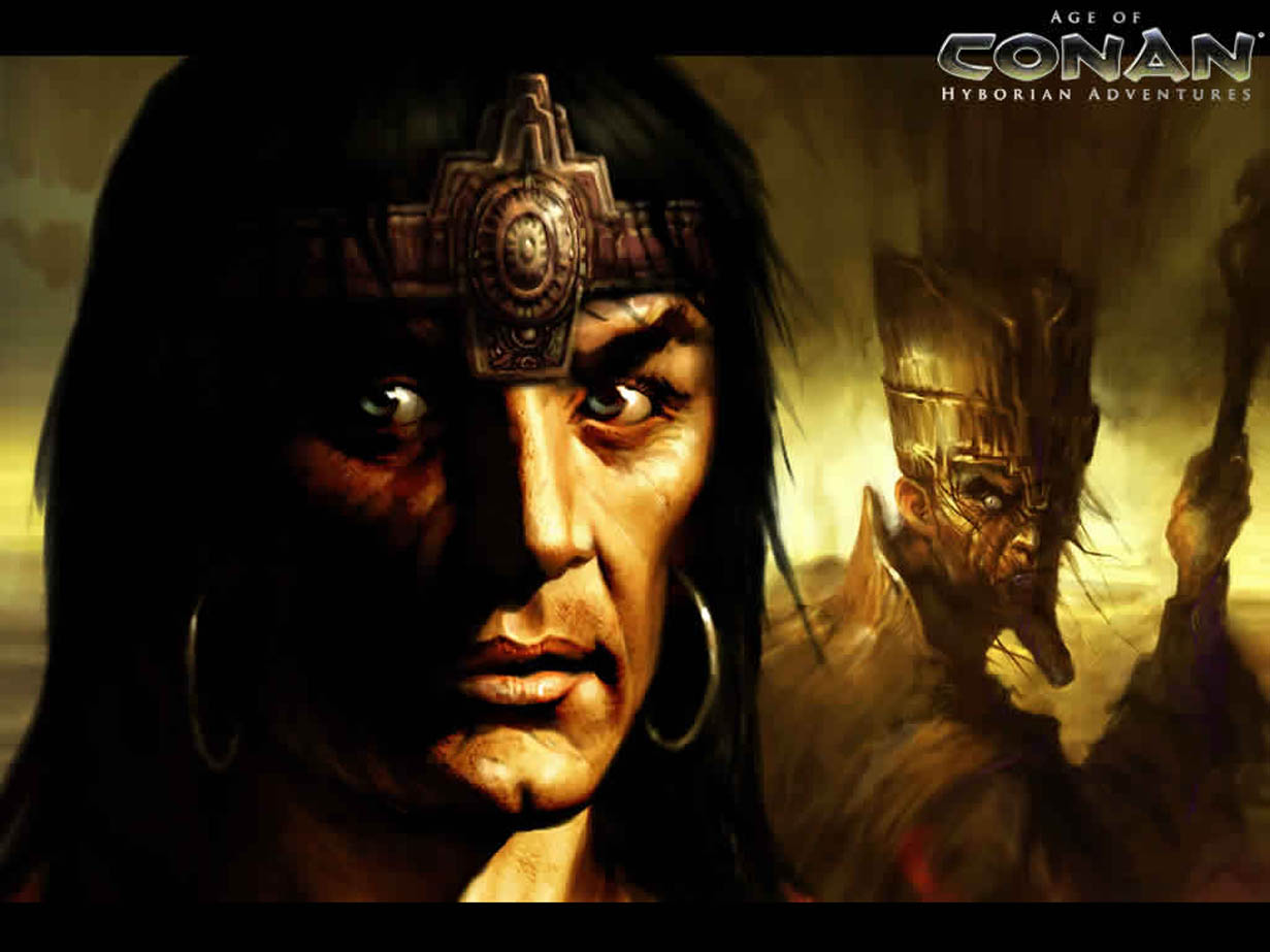 Age of Conan Hyborian Adventures Review Wallpaper Game 1231x923