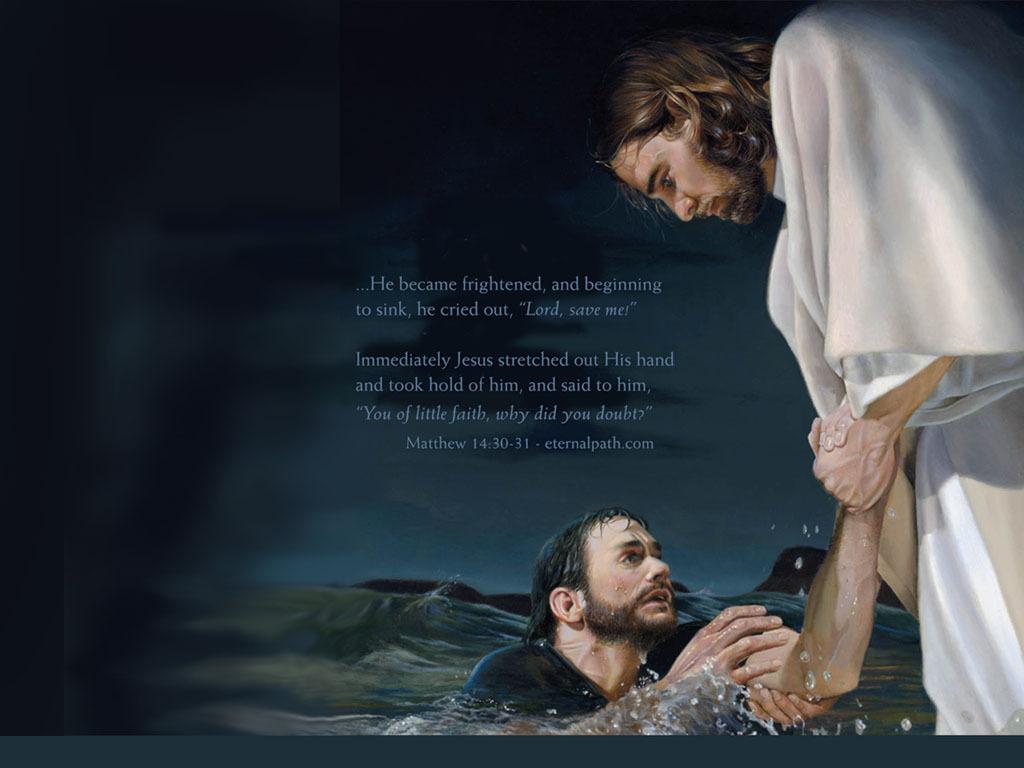 We aint drowin no more   The Bible Wallpaper 6970085 1024x768
