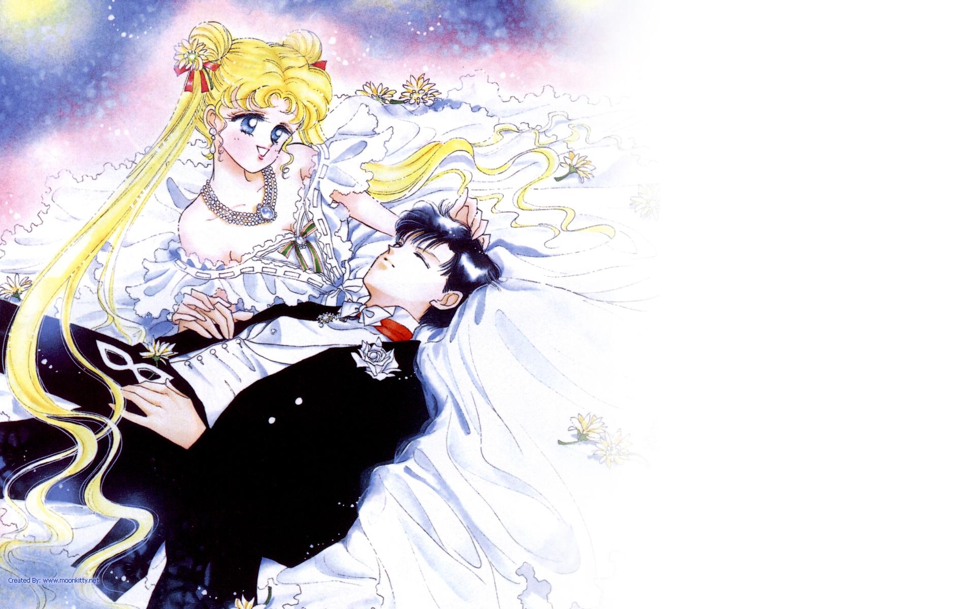 Fuentes De Informacin Sailor Moon Wallpapers Manga X