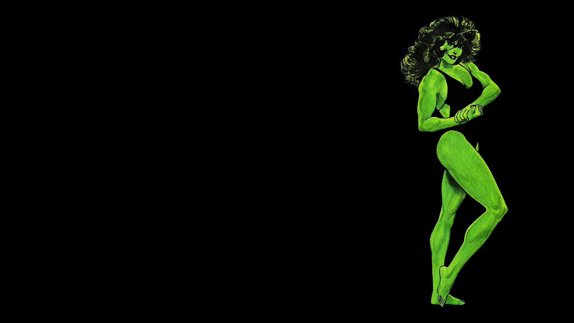 She Hulk Computer Wallpapers Desktop Backgrounds 1920x1080