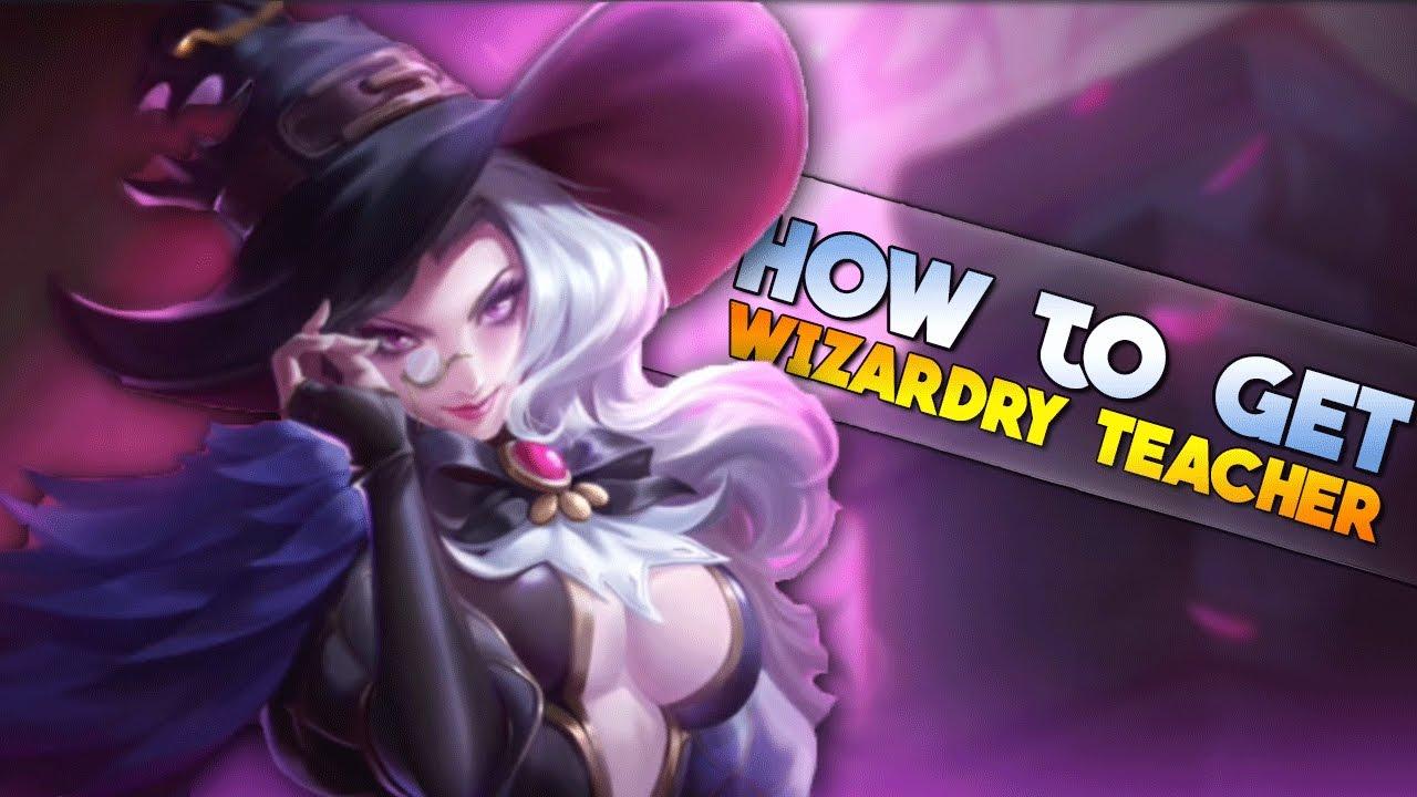 Mobile Legends How To Get Alice WIZARDRY TEACHER 1280x720