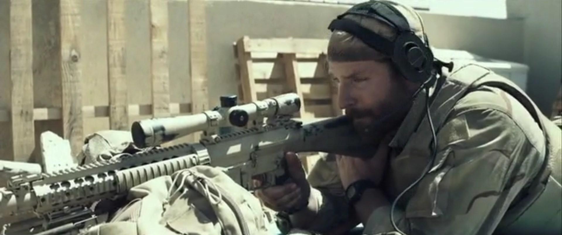 American Sniper Wallpaper HD - WallpaperSafari