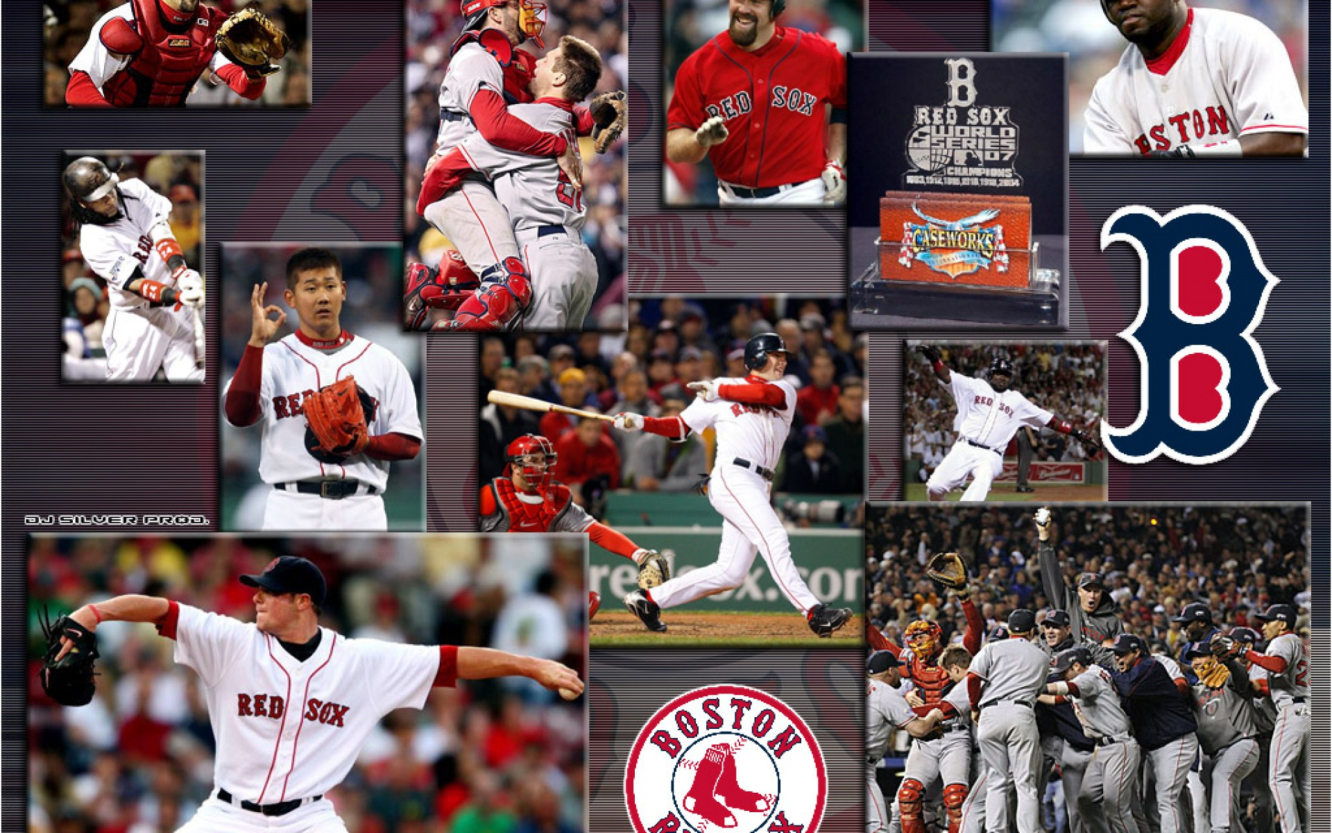 BOSTON RED SOX baseball mlb gh wallpaper 1920x1200 158192 1920x1200