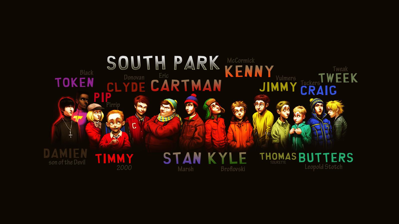 76 South Park Wallpaper On Wallpapersafari