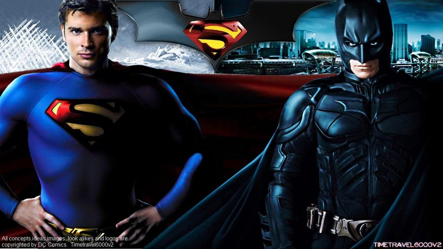 Superman and Batman HD Wallpaper by Timetravel6000v2 900x506