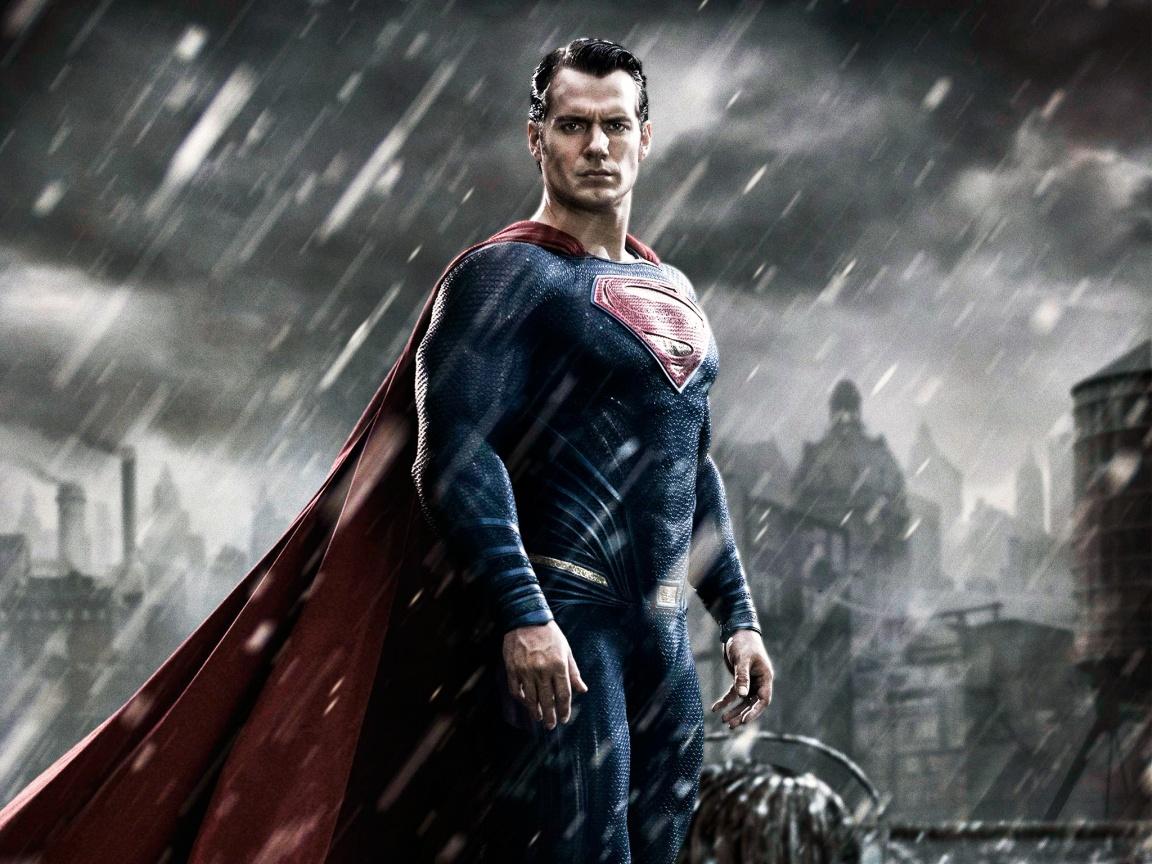 Superman in Batman v Superman Dawn of Justice Wallpapers HD 1152x864