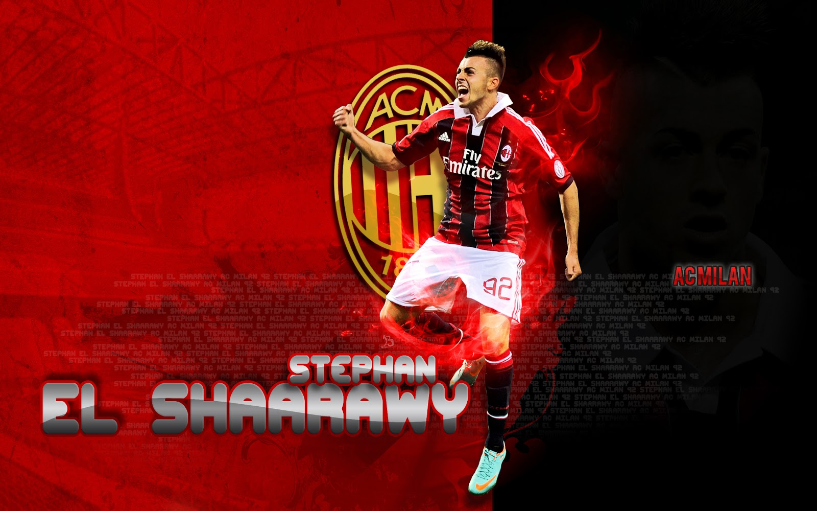 AC Milan 2013 Wallpapers HD 1600x1000
