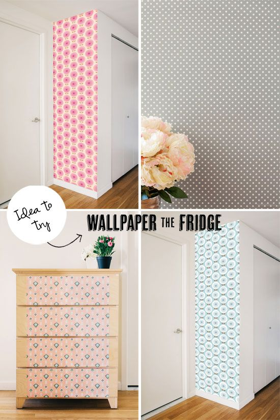 removable wallpaper Arts Crafts DIY Pinterest 550x826