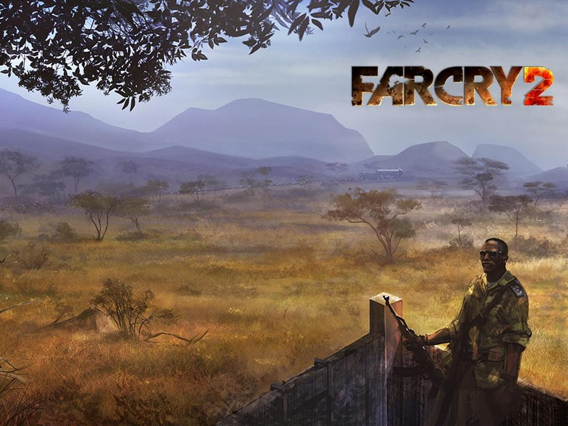 Free Download Far Cry 2 Wallpapers Far Cry 2 Stock Photos