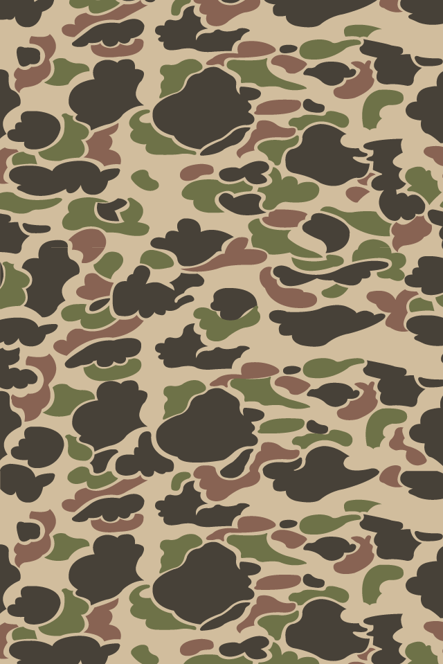 Hunting Camo Wallpaper For Iphone Pacific dunk hunter camo 640x959