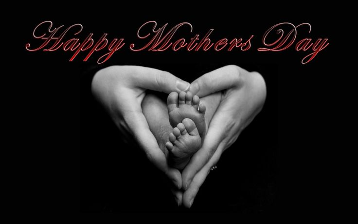Happy Mothers Day Cool Wallpaper MOM Pinterest 736x460