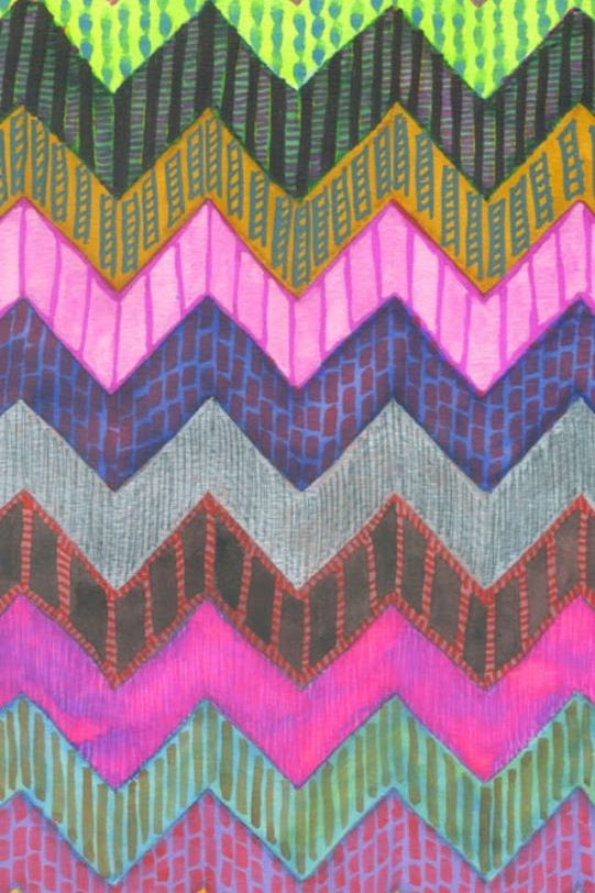 Cute chevron 541x812