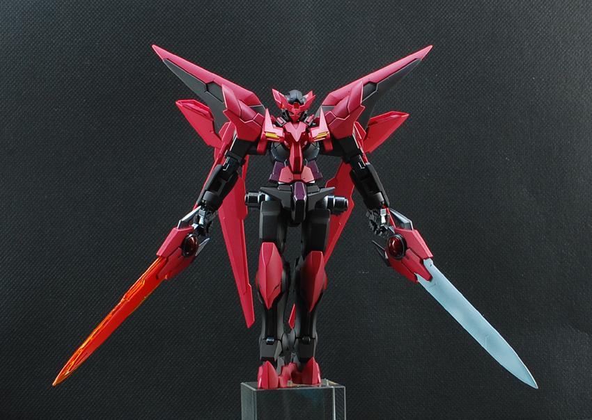 HGBF 1144 Gundam Exia Dark Matter Latest Work by sary19720910 850x604