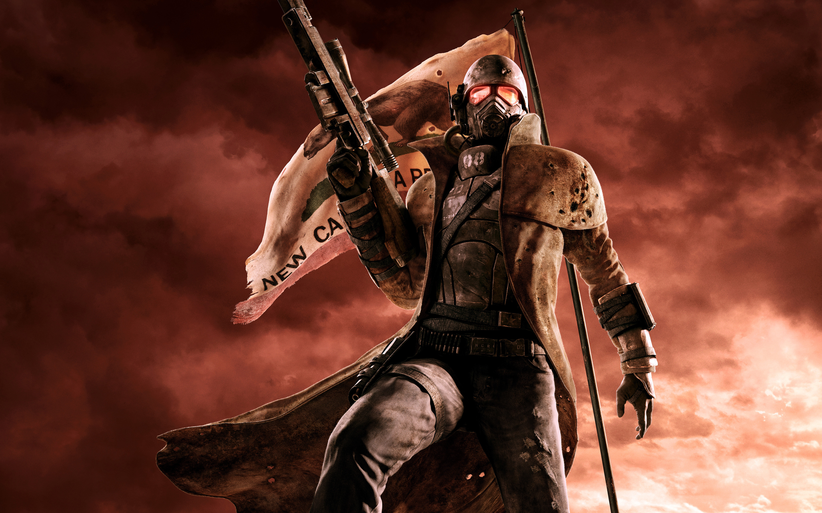 Fallout New Vegas Wallpapers HD Wallpapers 2880x1800