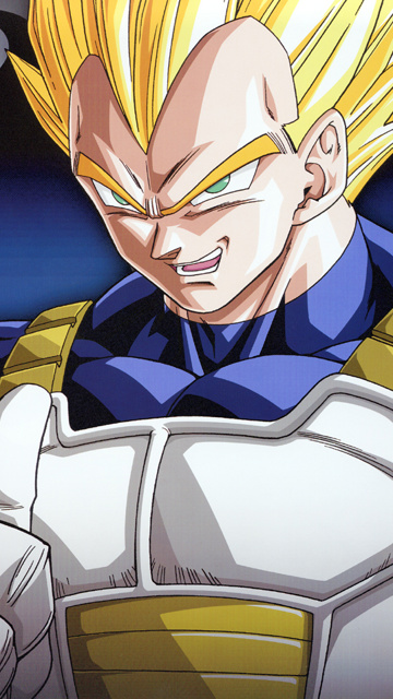 49 vegeta phone wallpaper on wallpapersafari - Vegeta wallpapers for mobile ...