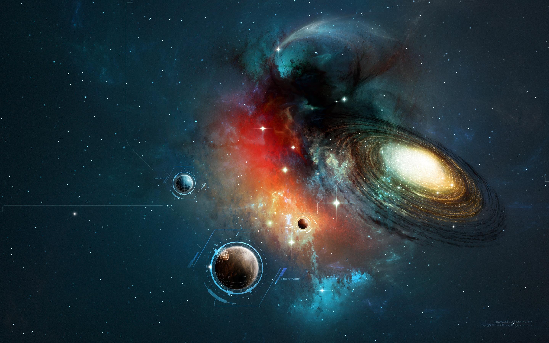 Hd wallpaper universe - Space Horizon Wallpapers Hd Wallpapers
