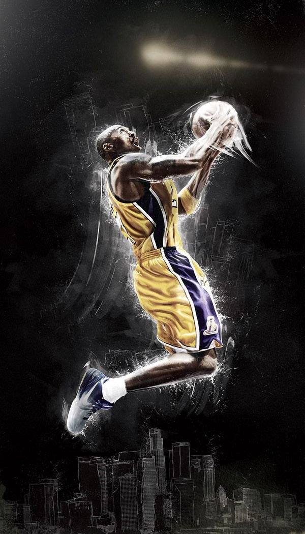 Hd Kobe Bryant For Android   Iphone 1080p Cool Wallpaper Hd 600x1050
