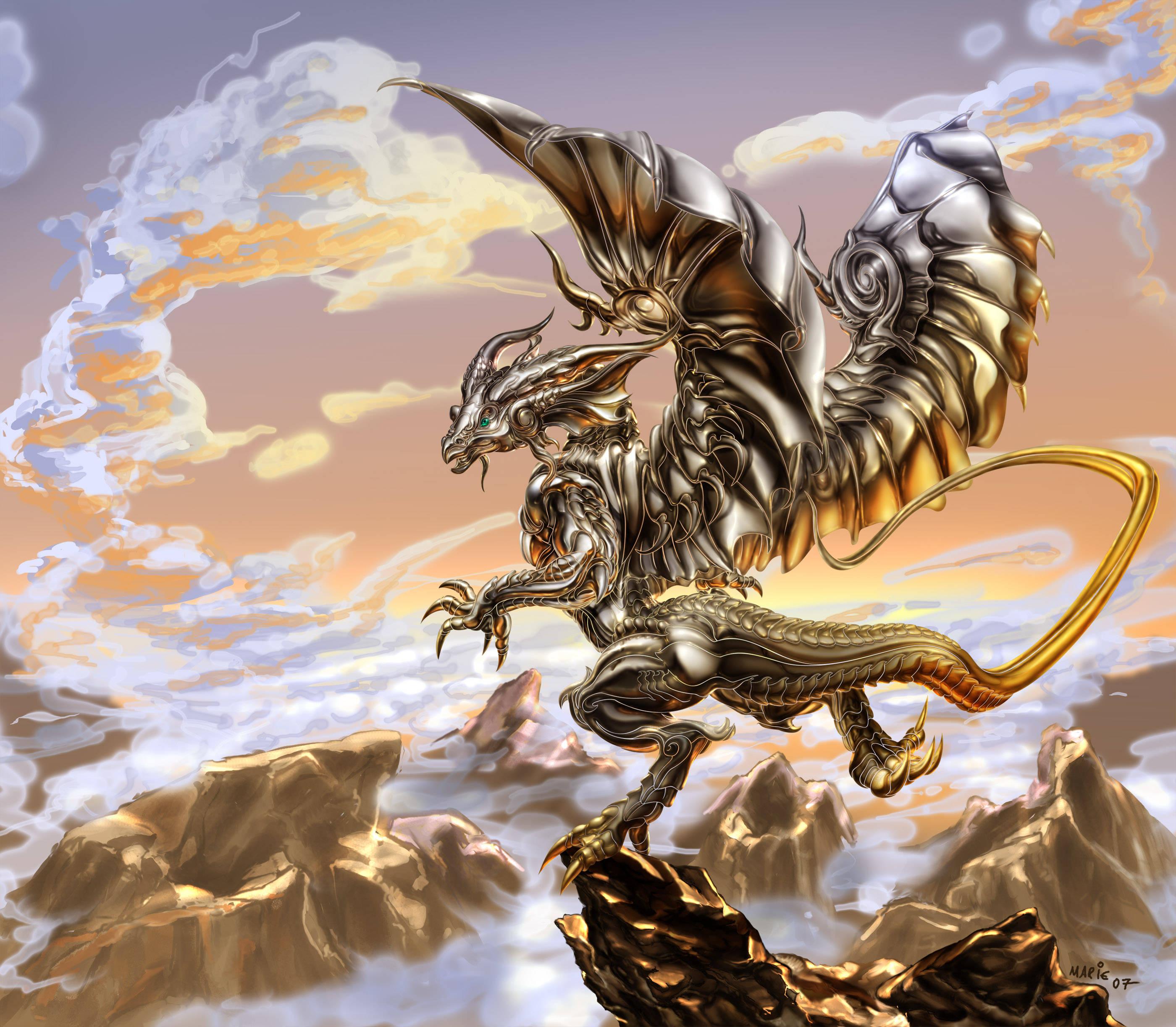 dragon type won t be given to everyone metal dragon 2800x2445