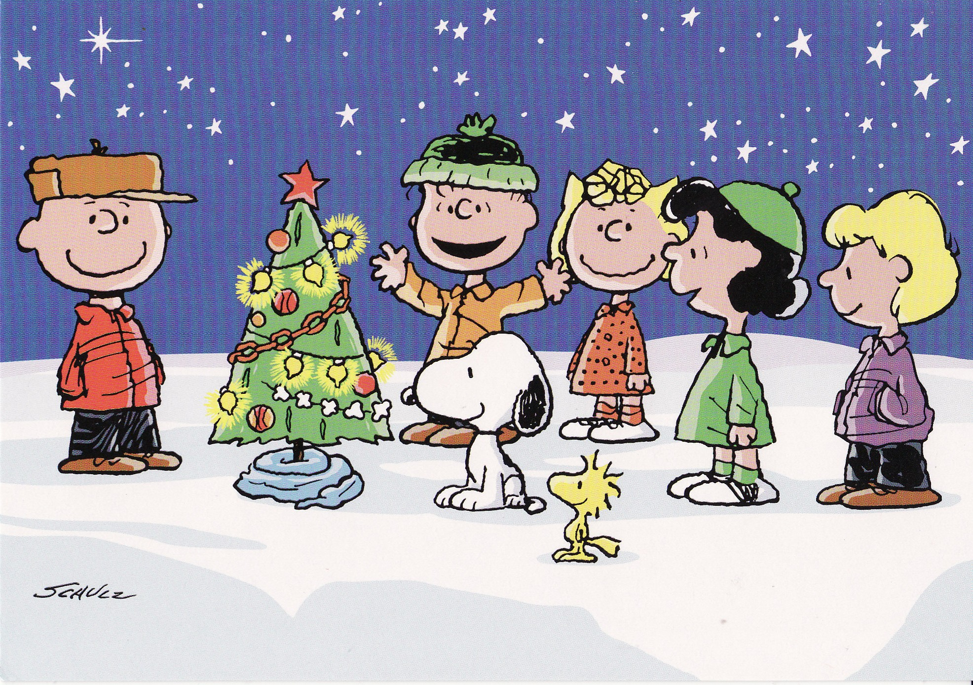CHARLIE BROWN peanuts comics christmas g wallpaper background 1972x1388