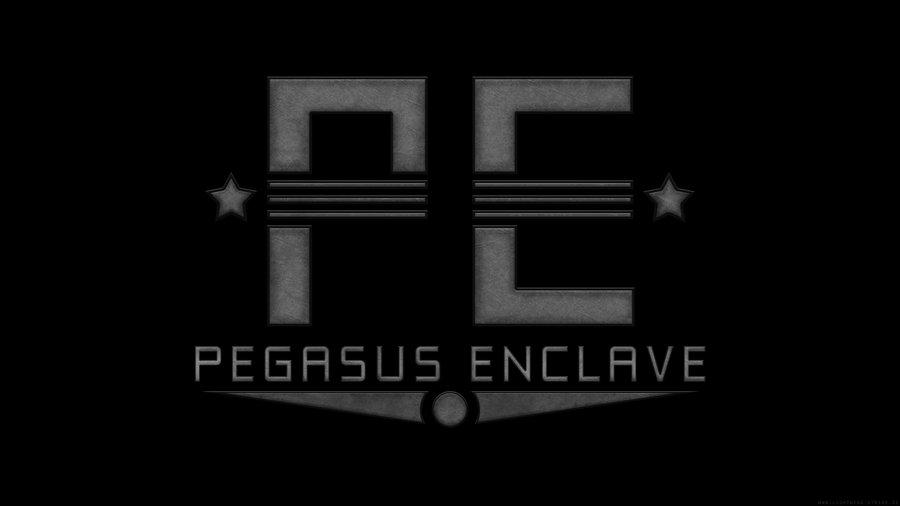 Fallout Equestria GPE Logo Wallpaper by Lightning5trike 900x506