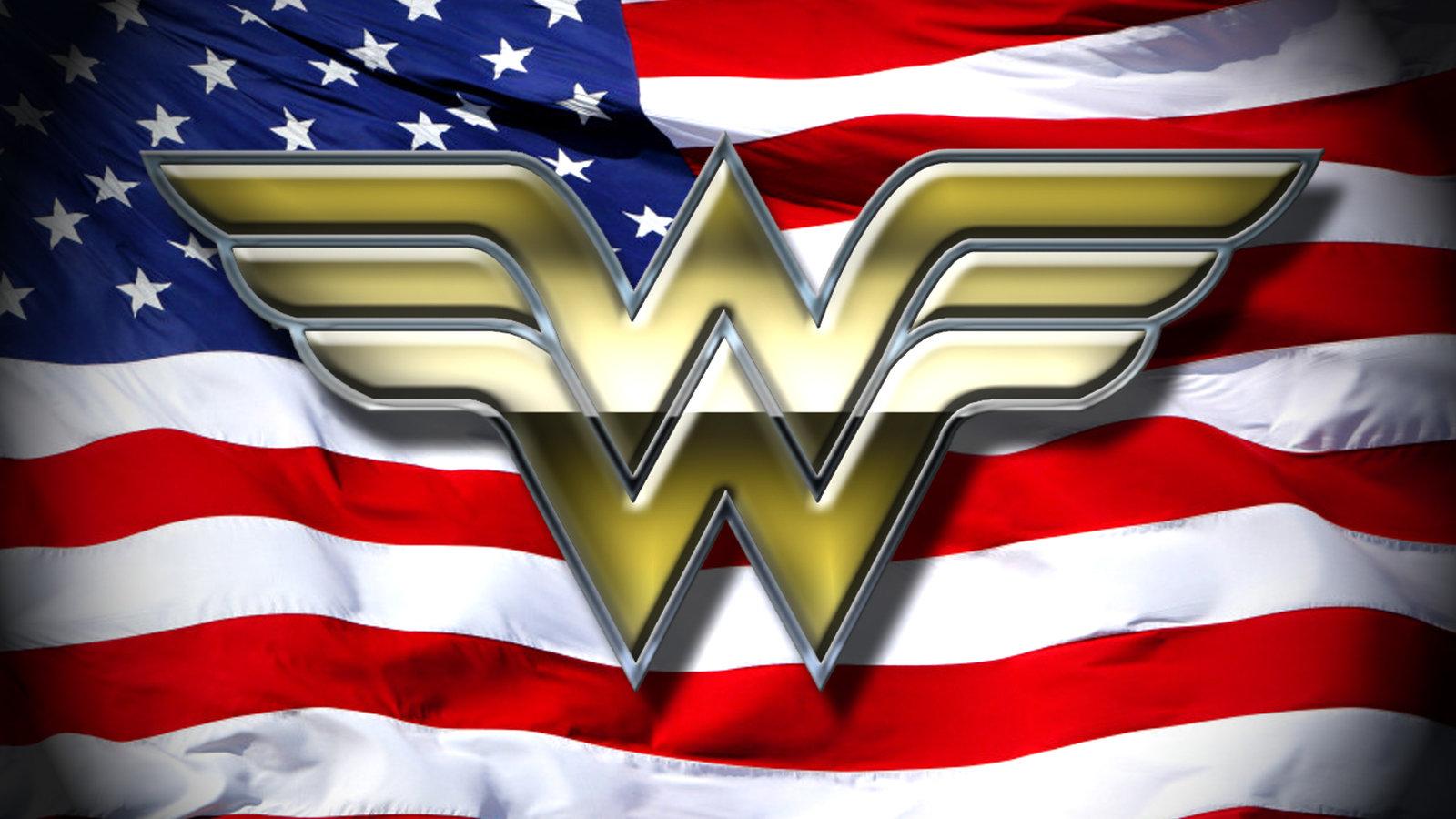 Wonder Woman logo by Balsavor 1600x900