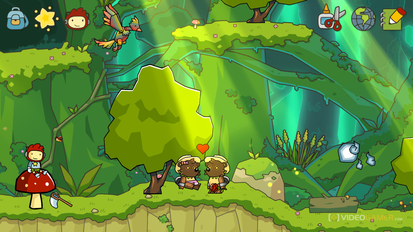 Scribblenauts Unlimited HD Wallpapers and Background Images 1600x900