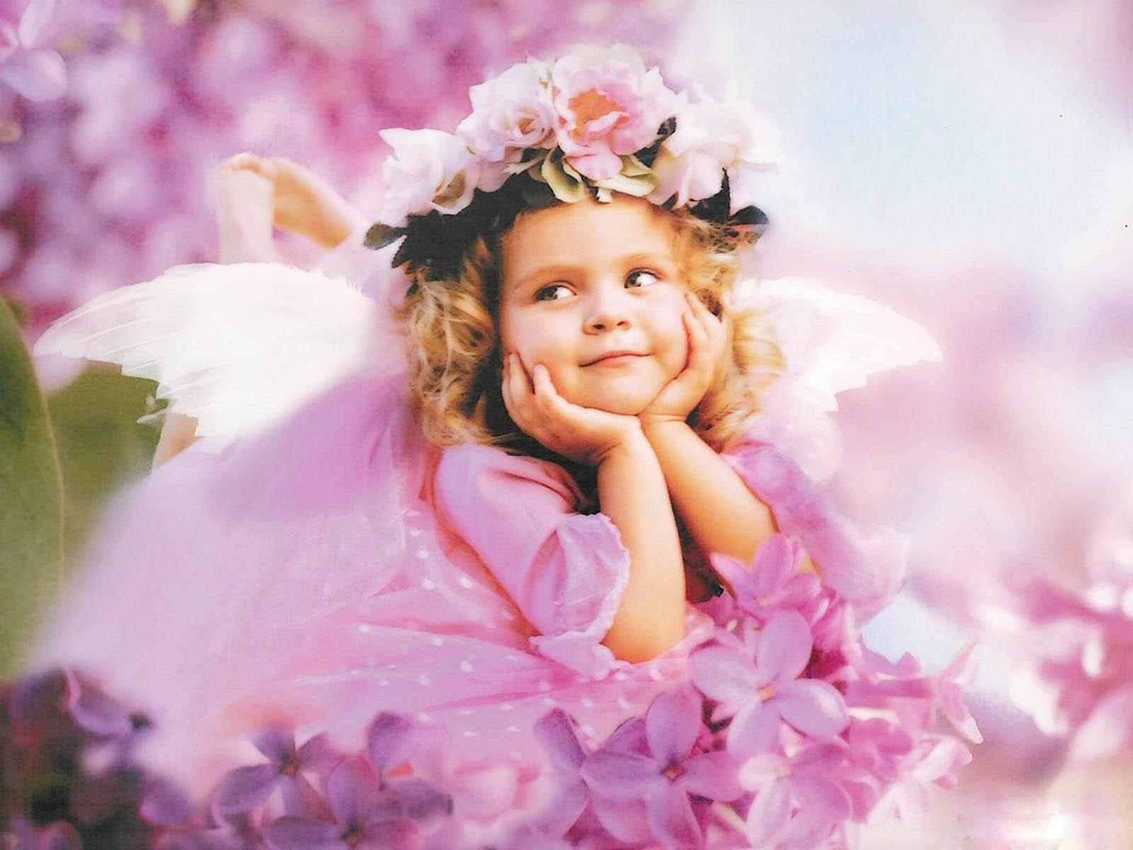 Wallpapers Angel Babies Desktop Backgrounds Angel Babies Photos 1600x1200