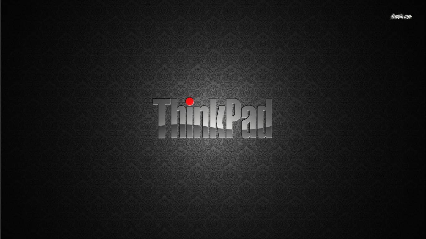 Lenovo Wallpapers Cute: ThinkPad Wallpaper 1366 X 768