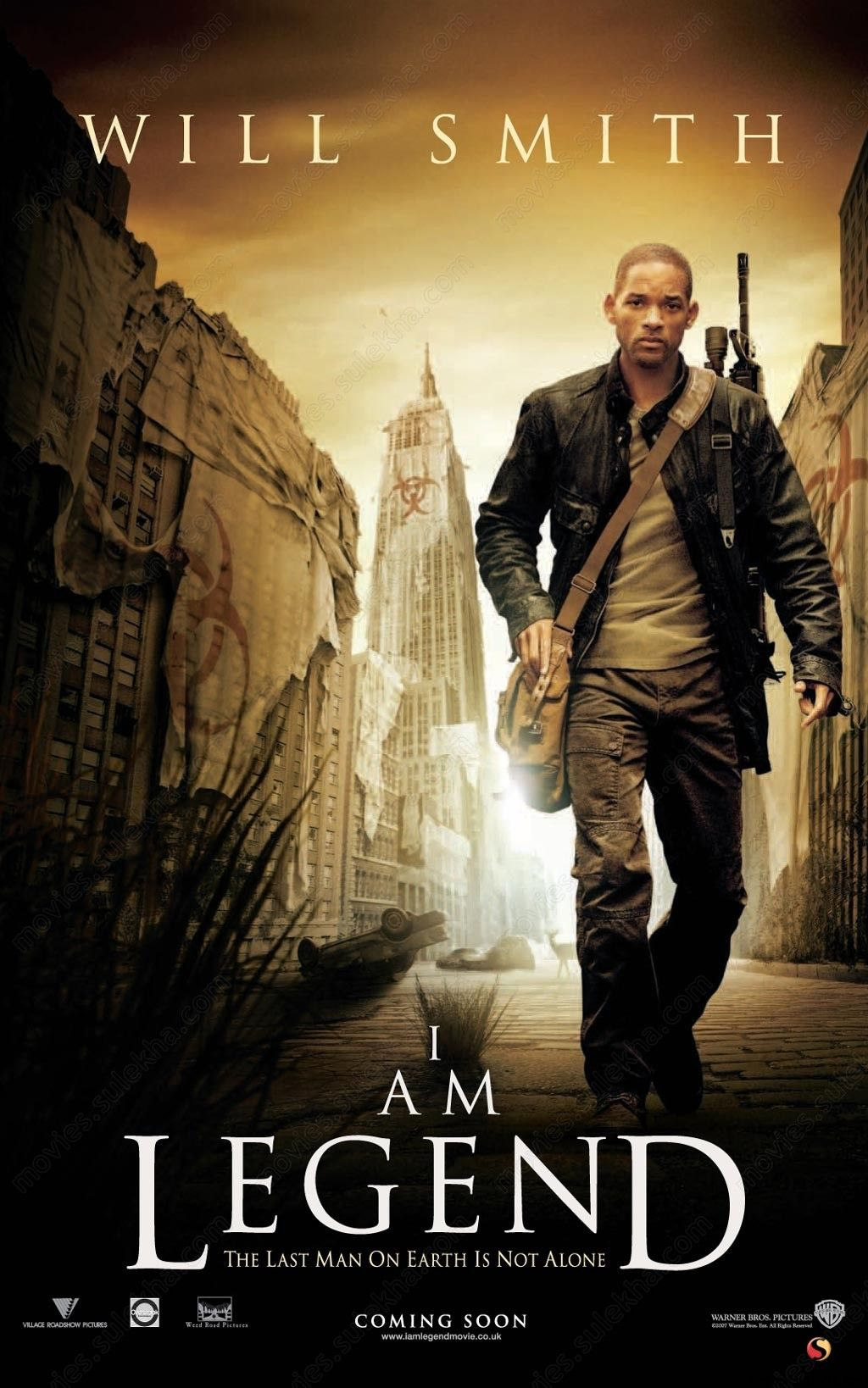 Am Legend english Movie Wallpaper I Am Legend Poster 1024x768 1024x1638