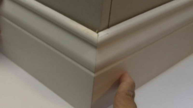 Beadboard Simple Ways to Install Faux Wainscoting Wallpaper 800x450